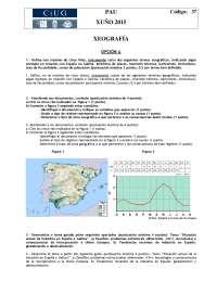 Prácticas de geografía PAU 2015
