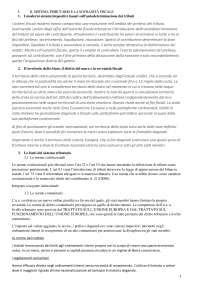 Dispense Manuale Tassazione Delle Attivita Marittime Docsity