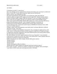Appunti 17 11 15 e 24 11 15 pedagogia speciale