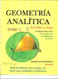 Geometria analitica sistema de cordenadas 1era parte