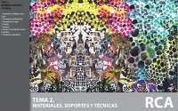 Tema 2. Materiales, soportes y técnicas