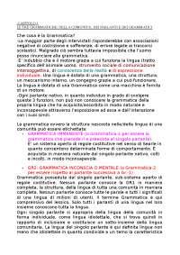 Grammatica Laica (Sgroi) - Riassunto