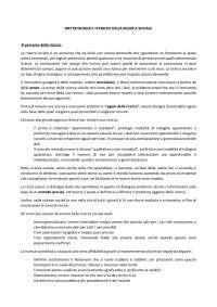 Riassunto METODOLOGIA E TECNICA DELLA RICERCA SOCIALE - ZENAROLLA UNIPD