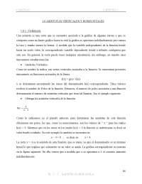 1.7. asintotas verticales y horizontales
