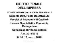 Dispensa parte generale 2015 2016