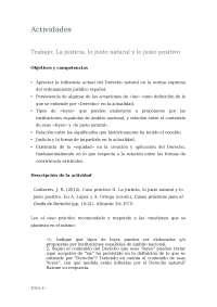 teoria general de derecho Trabajo derecho Romano- UNIR