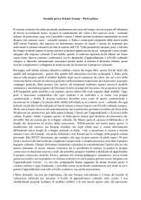 Soluzioni  della seconda prova di maturità anno 2015 - 2016 di Scienze umane (parte prima)