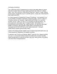 Sentenza GRAND STEVENS