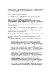Arte e cervello-L. Maffei A. Fiorentini-riassunto