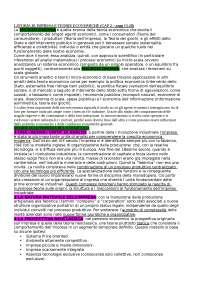 Appunti di Storia dell'impresa (facoltà di economia)
