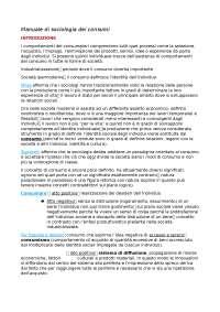 Manuale di sociologia dei consumi - Codeluppi