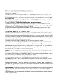 Romanelli. Ottocento, Lezioni di storia contemporanea.
