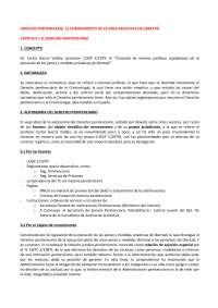 DERECHO PENITENCIARIO Y EJECUCION DE LAS PENAS