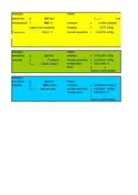 diagramma di Mollier (vapore acqua)