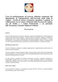 Corso processo tributario definitivo 2014