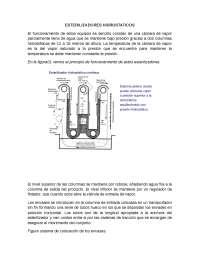 Esterilizadores hidrostaticos
