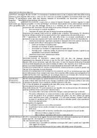 Requisiti brevetto