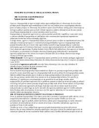 Posebni ugovori iz obligacionog prava