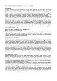 Progettare per competenze: percorsi e strumenti-Mario Castoldi