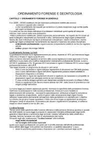 Compendio Giuffrè - Danovi  Deontologia Forense Esame Avvocato