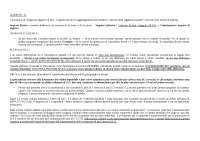 Appunti sul conferimento di partecipazioni