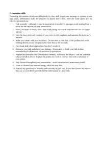 Dictation english