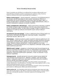 Bariery komunikacji interpersonalnej , Ćwiczenia'z Efektywna komunikacja biznesowa