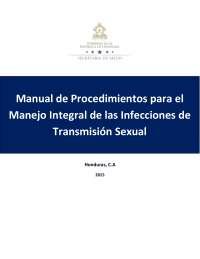 Manual de procedimientos para el manejo de its