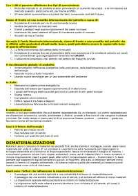 Domande + Riassunti EMPI - Energia Materie Prime e Innovazione - Sapienza Economia - Prof.M BOCCACCI
