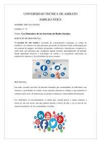 Educacion de redes sociales