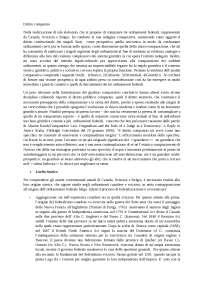 Tesi di diritto pubblico comparato