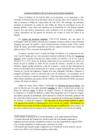 Resumen Guerra de Sucesión española
