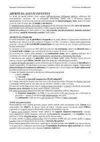 Riassunto Unireuma Francesco Arcidiacono