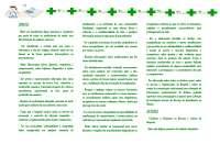 Folder HEDA SR, Notas de estudo de Serviço Social
