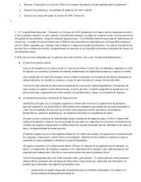 La Decada Infame - Argentina