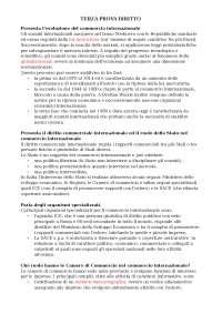 Domande e risposte diritto (terza prova)