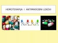 Antibakterijsko delovanje