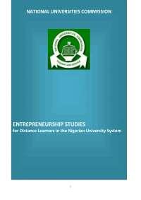 development of entrepreneureship and new venture creation 1