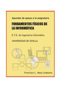 Apuntes De Apoyo Fundamentos Fisicos De La Informatica Apuntes De Física Docsity