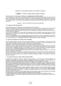 Psicologia generale - Luigi Anolli - Paolo Legrenzi