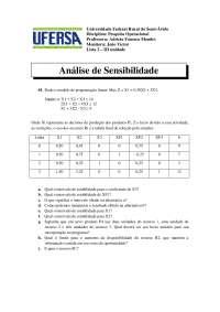 lista 2- III unidade, Notas de estudo de Informática
