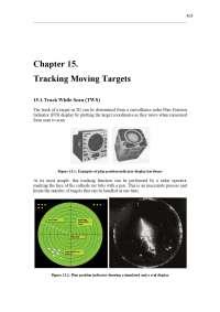 tws tracking moving target