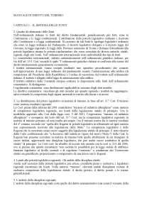manuale di diritto del turismo - FRANCESCHELLI & MORANDI