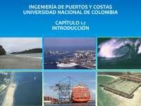 Introducción ingeniería de puertos y costas