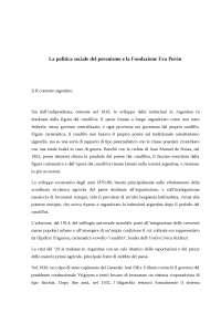 Evita Peron: il pilastro del peronismo