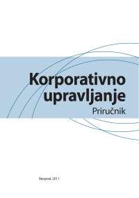 Korporativno upravljanje - knjiga