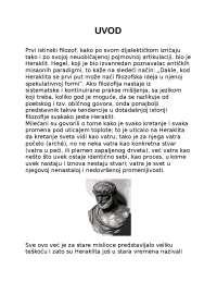 Heraklit i njegov zivot