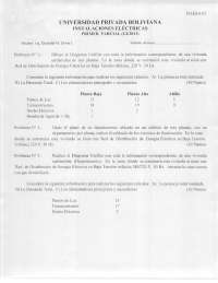 Examenes Instalaciones Eléctricas