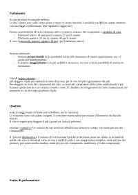 RIASSUNTO COMPLETO PROGRAMMA DIRITTO MATURITA', Prove d'esame di Diritto