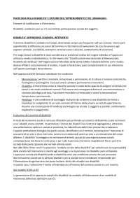 Zanobini, M., & Usai, M.C. (2011). Psicologia della disabilità e dei disturbi dello sviluppo. Milano: Franco Angeli